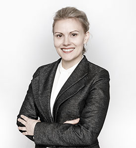 Anna-Katariina Loukola • Oikeustieteen maisteri, OTM | Asianajotoimisto Veneskoski - Tampere